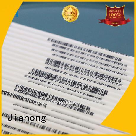 Jiahong code lollipop paper stick vendor for lollipop