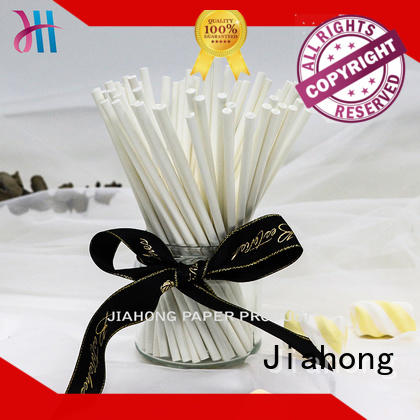 Jiahong safe blue lollipop sticks for wholesale for lollipop