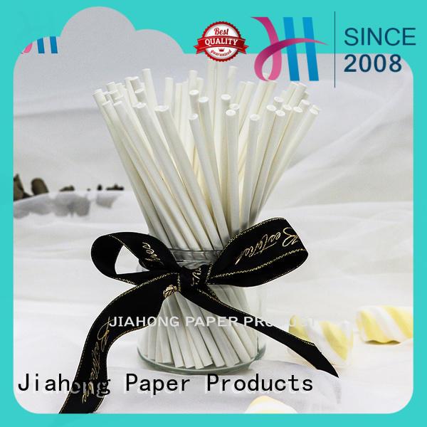 Jiahong bar lollipop sticks for sale factory price for lollipop