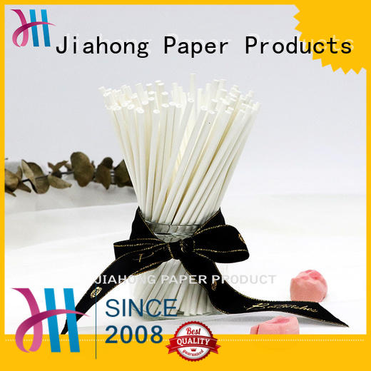 Jiahong coffee drink stirrers certification for cafe