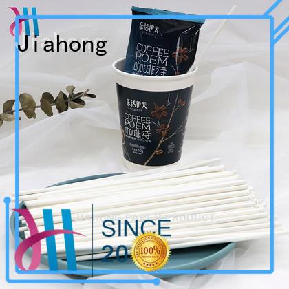 Coffee stirring paper stick reusable coffee stirrers 3.5*150mm
