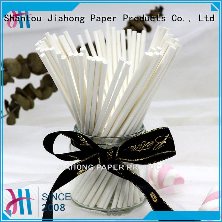 Jiahong environmental hand fan sticks supplier for flag flagpoles