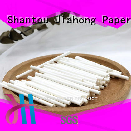 Jiahong eco friendly hand fan sticks from manufacturer for marshmallows