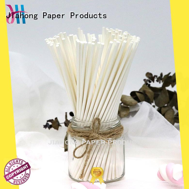 Jiahong clean wholesale lollipop sticks for lollipop