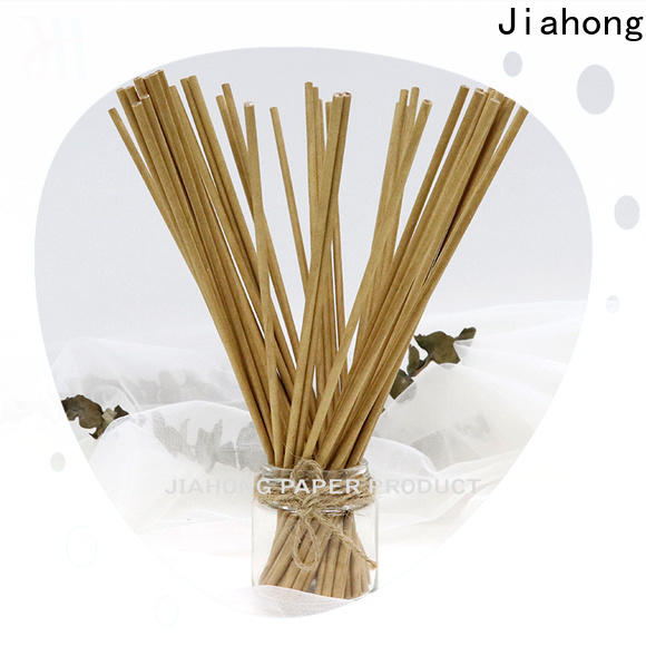 Jiahong uses fsc certified paper sticks producer for medical cotton swabs