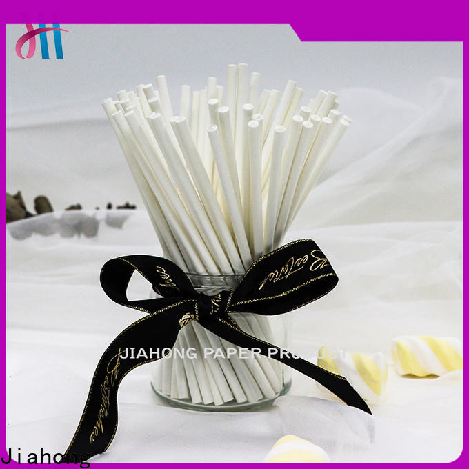 Jiahong diy lolly pop sticks for lollipop