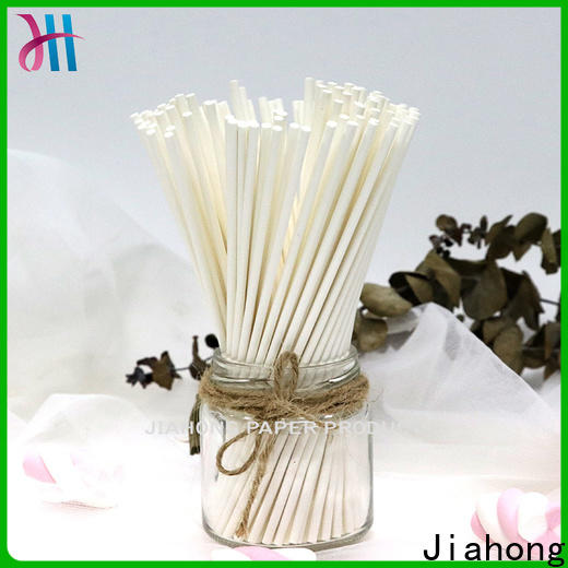 widely used custom lollipop sticks logo factory price for lollipop
