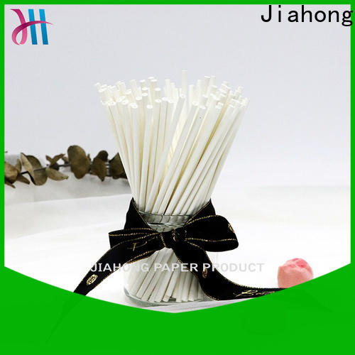 Jiahong food coffee stir sticks vendor for restaurant
