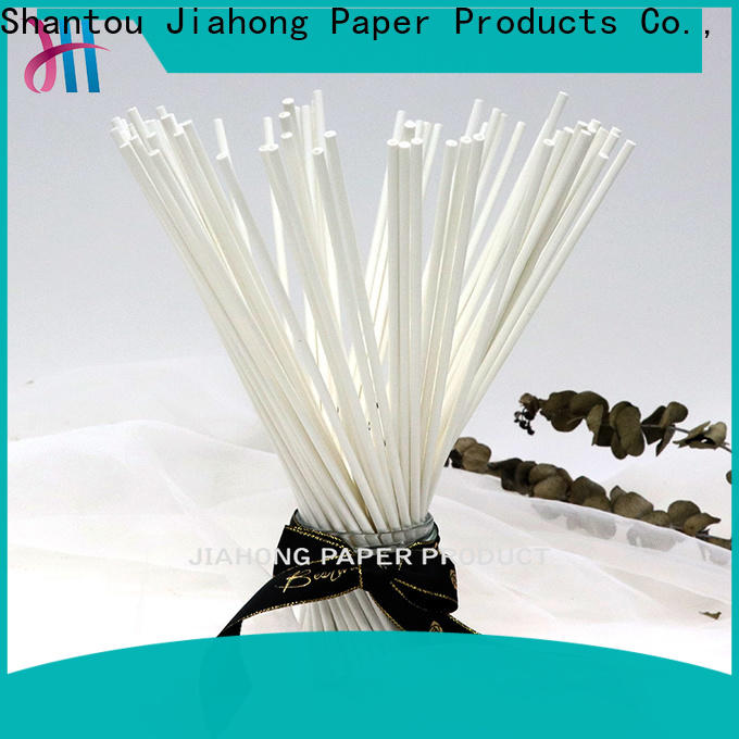 Jiahong environmental friendly white balloon sticks wholesale for ballon