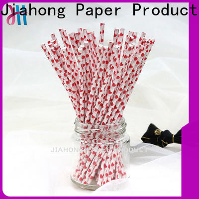 Jiahong pattern cake sticks for lollipop