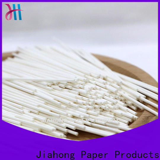 Jiahong environmental paper stick supplier for medical cotton swabs