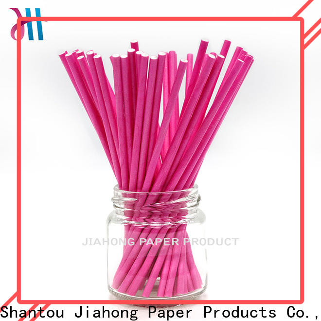widely used paper lolly sticks grade for lollipop