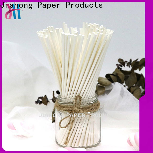 Jiahong clean custom lollipop sticks factory price for lollipop