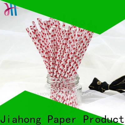Jiahong colorful cake sticks from manufacturer for bakery