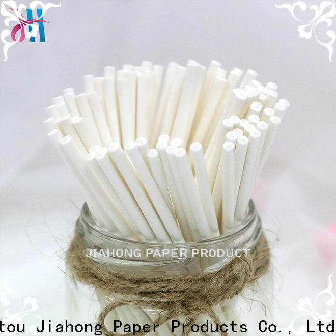Jiahong paper flag paper stick factory price for flag stick