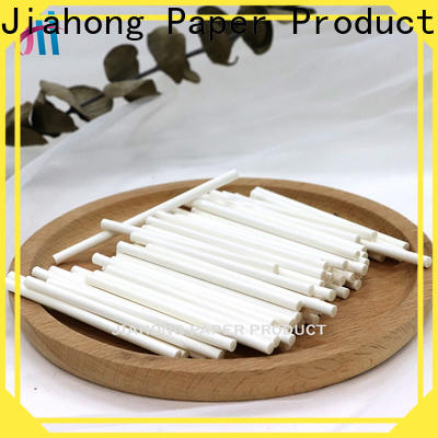 Jiahong high quality hand fan sticks producer for marshmallows