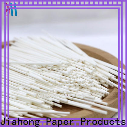 Jiahong safe cotton swab paper stick manufacturer for medical cotton swabs