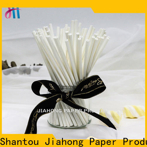 Jiahong new-arrival blue lollipop sticks factory price for lollipop