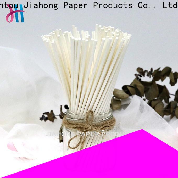 Jiahong blue custom lollipop sticks markting for lollipop
