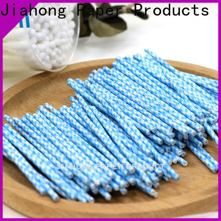 Jiahong superior cotton swab paper stick overseas for medical