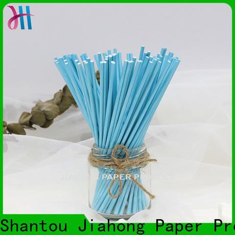 Jiahong popular lollipop sticks for lollipop
