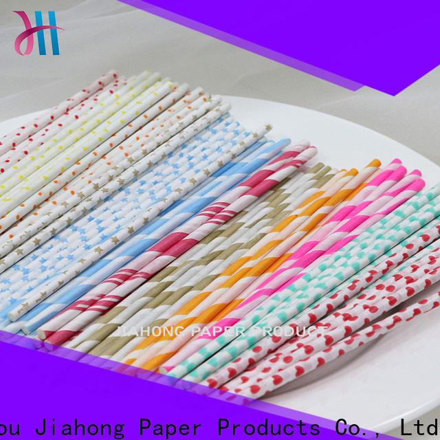 Jiahong clean large lollipop sticks types for lollipop