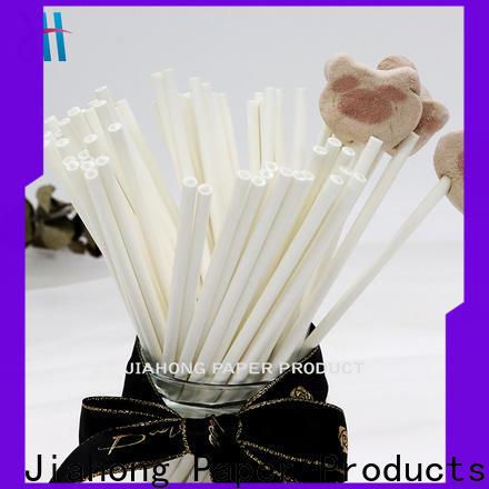 Jiahong fda long lollipop sticks for lollipop