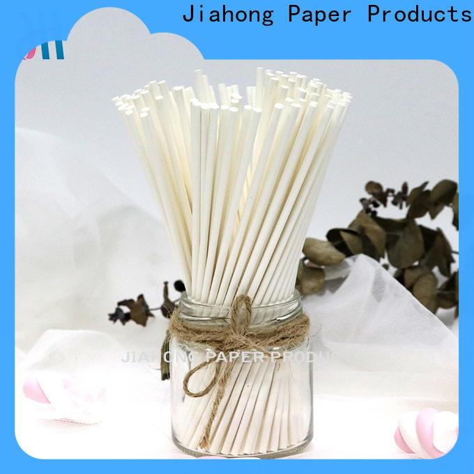 Jiahong certificated wholesale lollipop sticks overseas market for lollipop