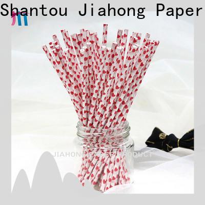 Jiahong colorful baking paper stick long-term-use for lollipop