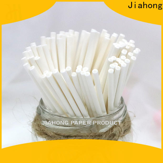 Jiahong hand flag paper stick from manufacturer for flag stick