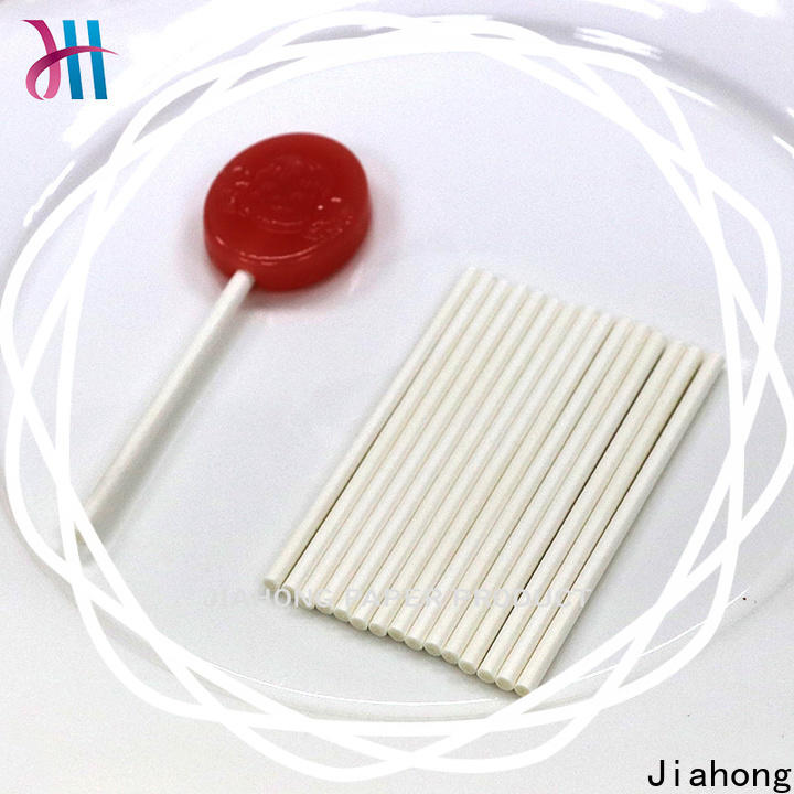 Jiahong bulk personalized lollipop stickers in different colors for lollipop
