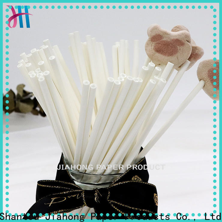 Jiahong widely used custom lollipop sticks for wholesale for lollipop
