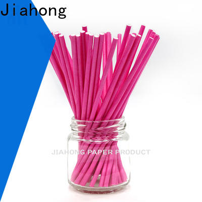 Jiahong printed lollipop sticks shop now for lollipop