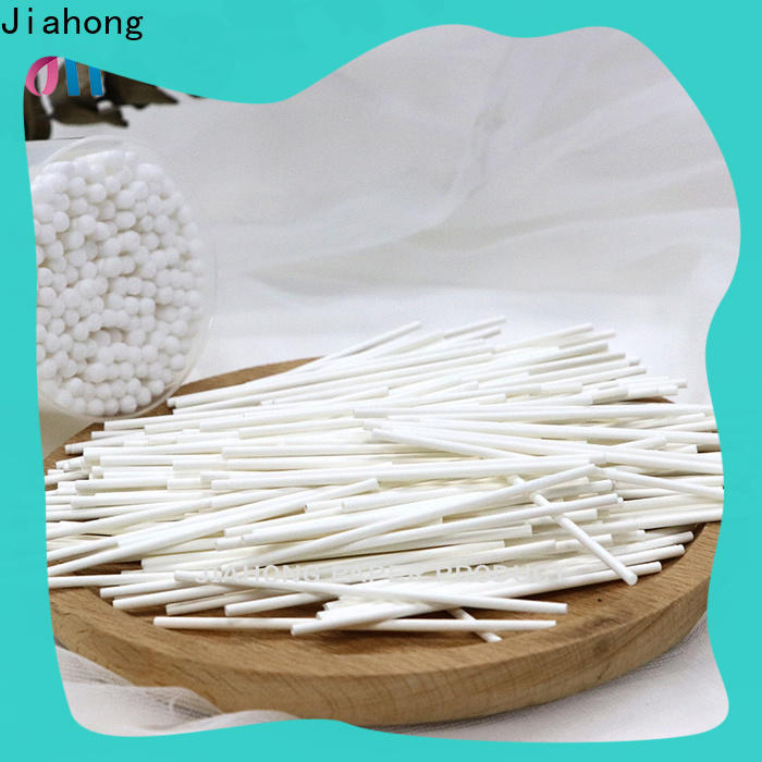 Jiahong professional ear stick certification for medical cotton swabs