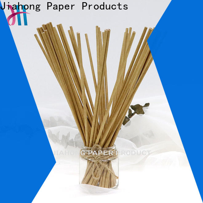 Jiahong sticks hand fan sticks from manufacturer for flag flagpoles