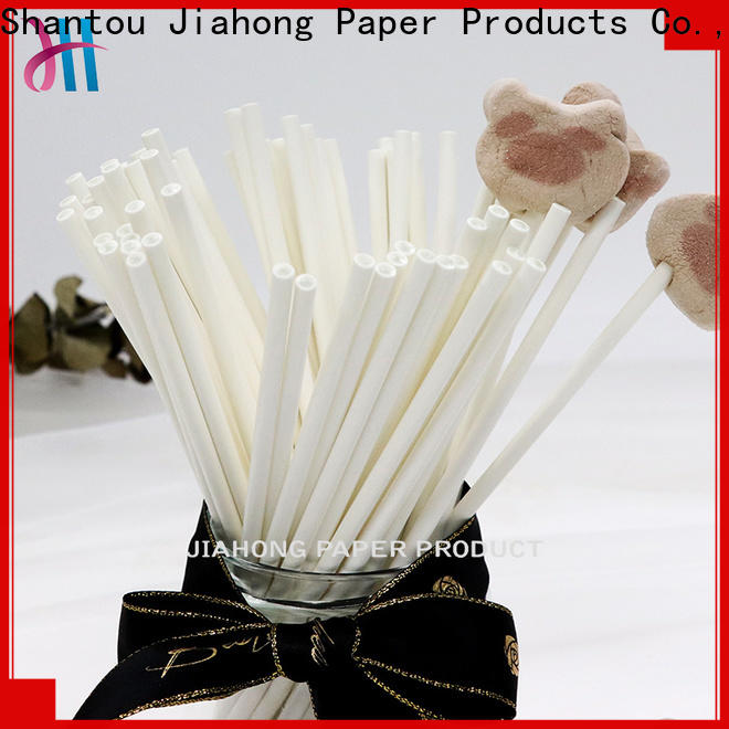 clean paper lolly sticks colorful overseas market for lollipop