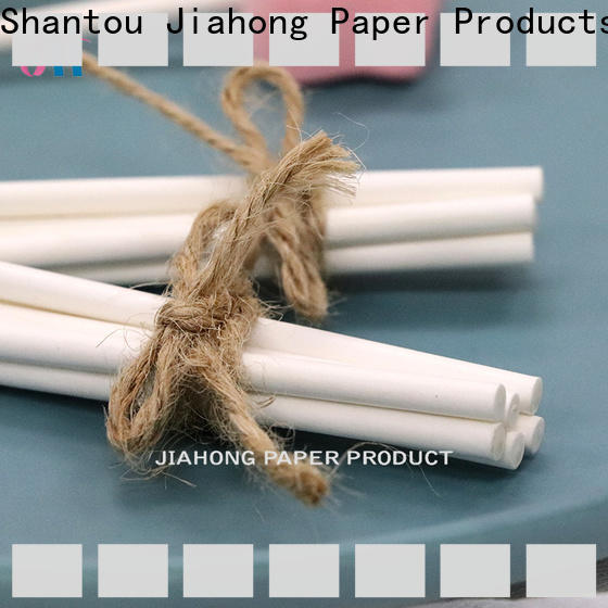 Jiahong customized coloured lollipop sticks markting for lollipop