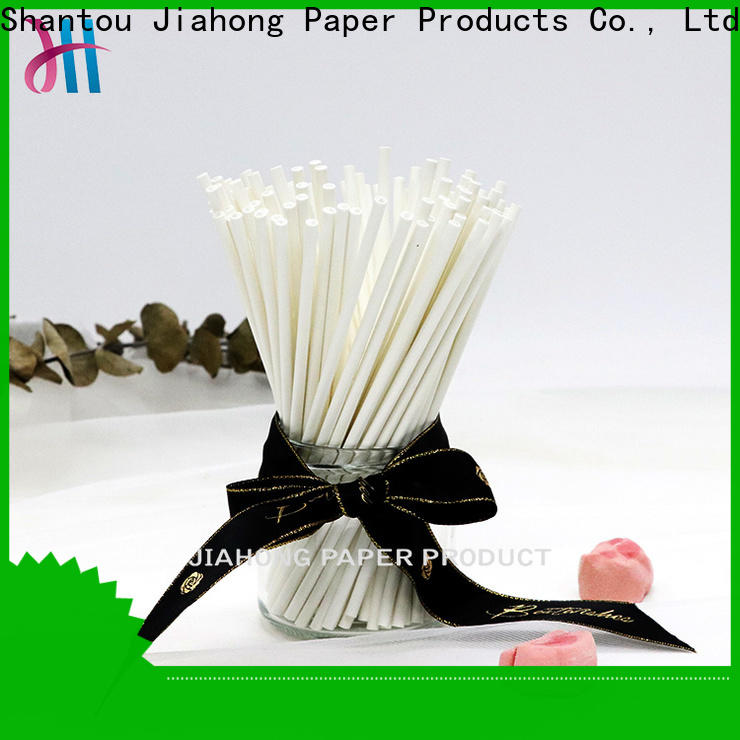 Jiahong grade reusable coffee stirrers factory price for restaurant