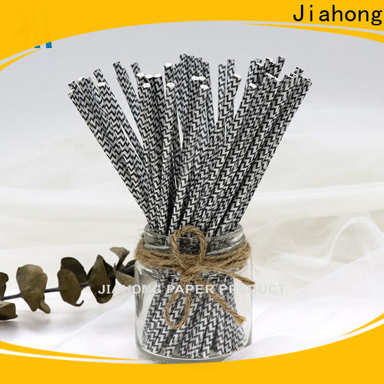 Jiahong cookie cake pop sticks for bakery