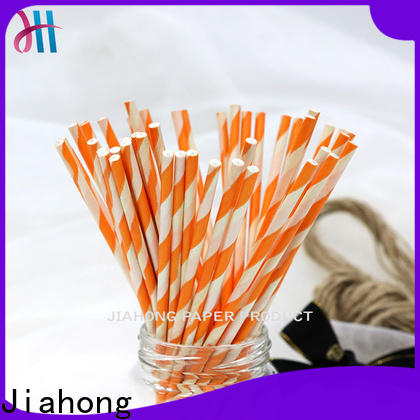 Jiahong paper candy floss sticks widely-use