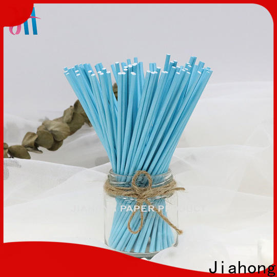 Jiahong eco friendly stick lollipop for wholesale for lollipop