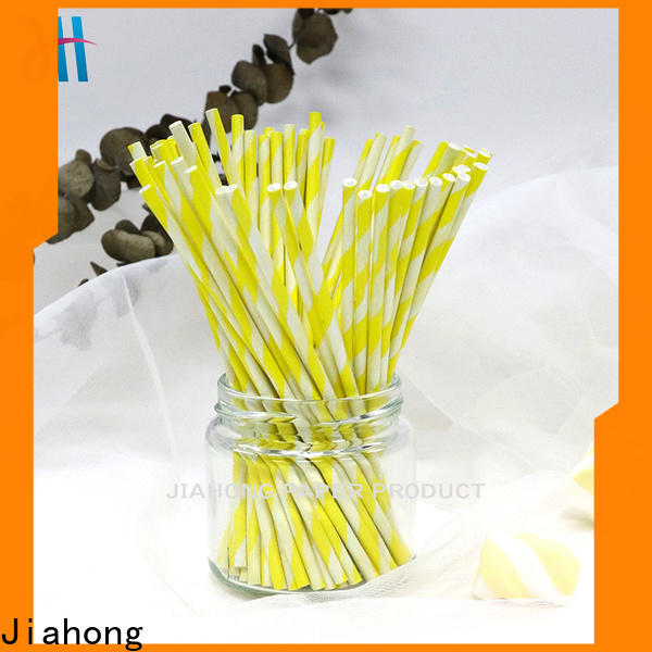 fashion design lollipop sticks bulk white vendor for lollipop