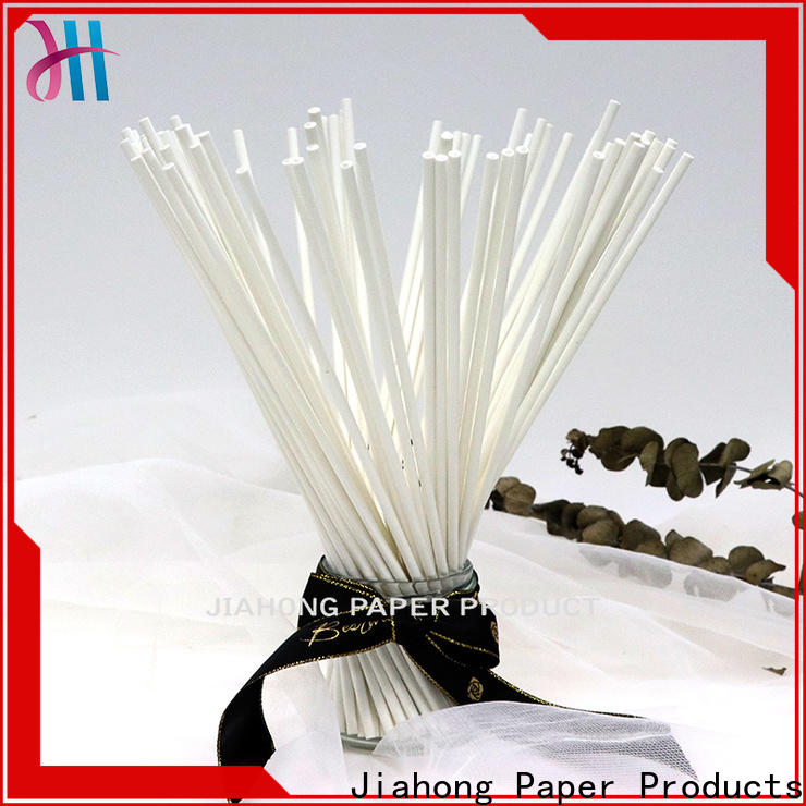 Jiahong rods paper balloon stick supply for ballon
