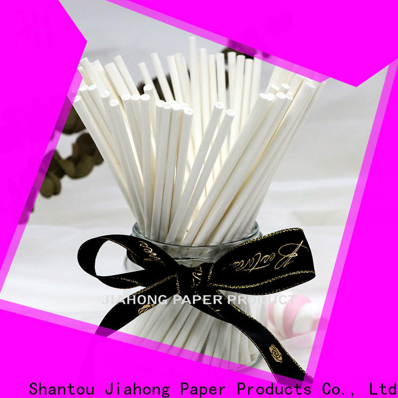 clean fsc certified paper sticks natural dropshipping for lollipops