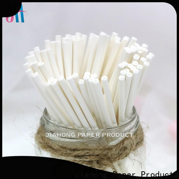 solid stick for flag hand supplier for cake