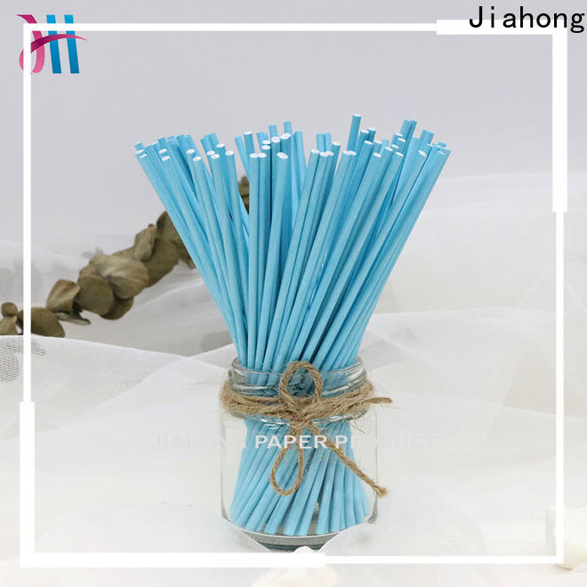 new-arrival blue lollipop sticks colorful vendor for lollipop
