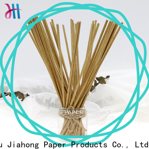 Jiahong clean fsc certified paper sticks factory price for DIY baking