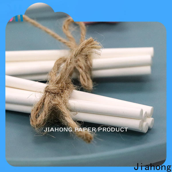 Jiahong long lollipop paper stick vendor for lollipop