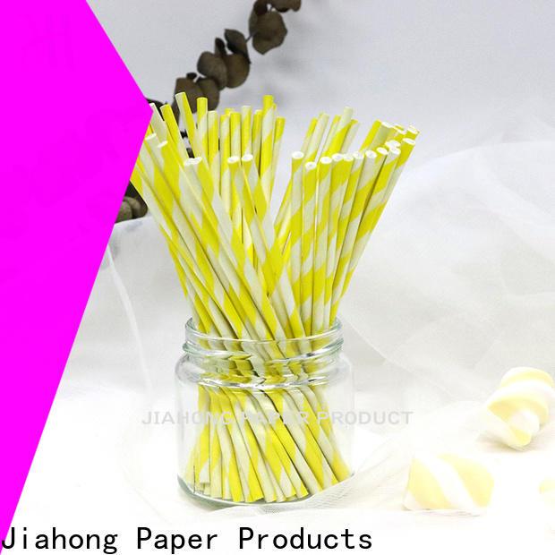 Jiahong fda lolly pop sticks shop now for lollipop