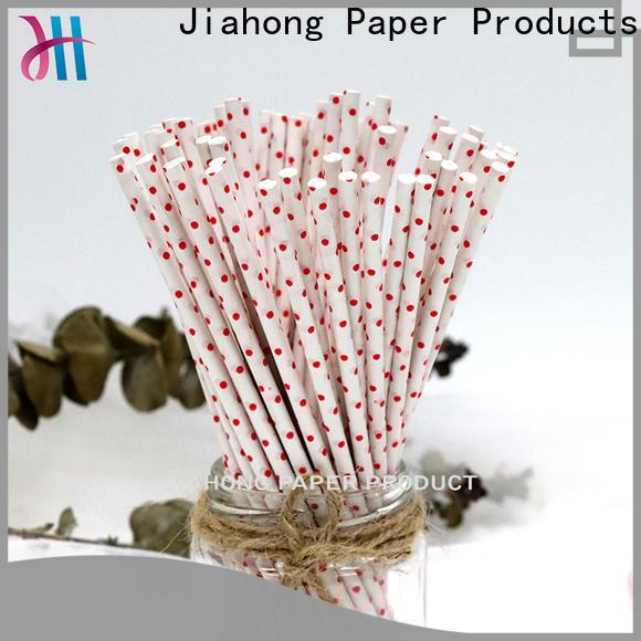 Jiahong hot-sale wholesale lollipop sticks for lollipop
